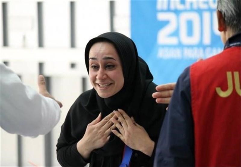 Iran's Javanmadri, Male Team Win APC Sports Awards