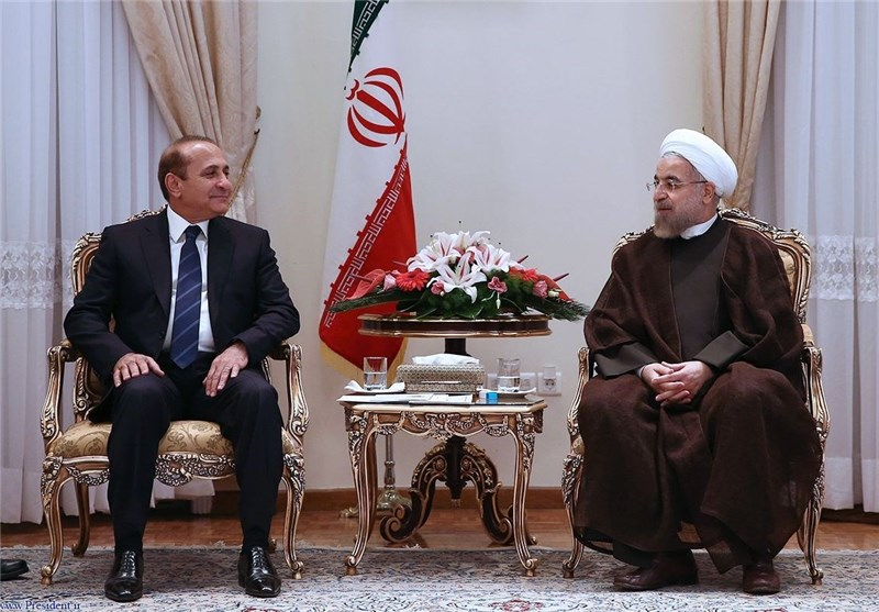 Iran Favors Political Solutions to Regional Conflicts: President