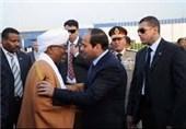 بیانیه ریاست جمهوری مصر درباره سفر البشیر به قاهره