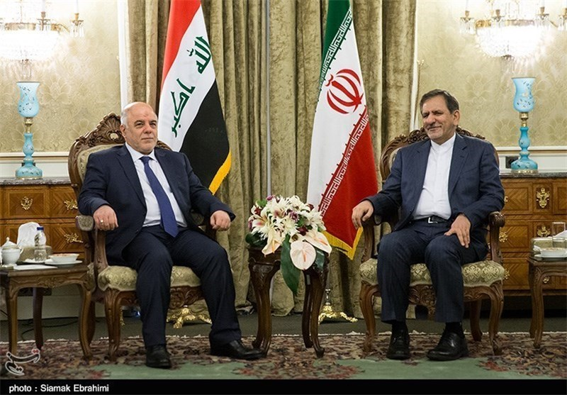 Iran Vows Support for Iraq in Battle against Terrorism