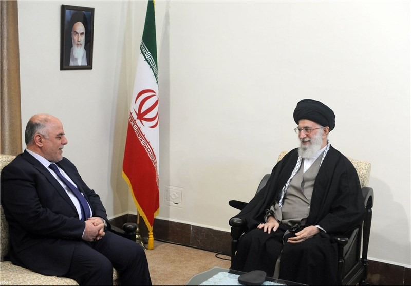 Leader Describes Iraq's Security as That of Iran