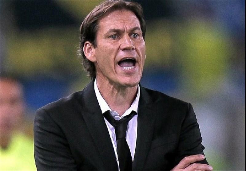 گارسیا: در بازی برگشت روی گلزده در خانه فیورنتینا حساب باز نمیکنیم