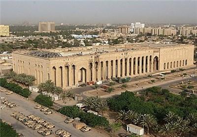تحولات عراق|انتقال تجهیزات نظامی به سفارت آمریکا در بغداد