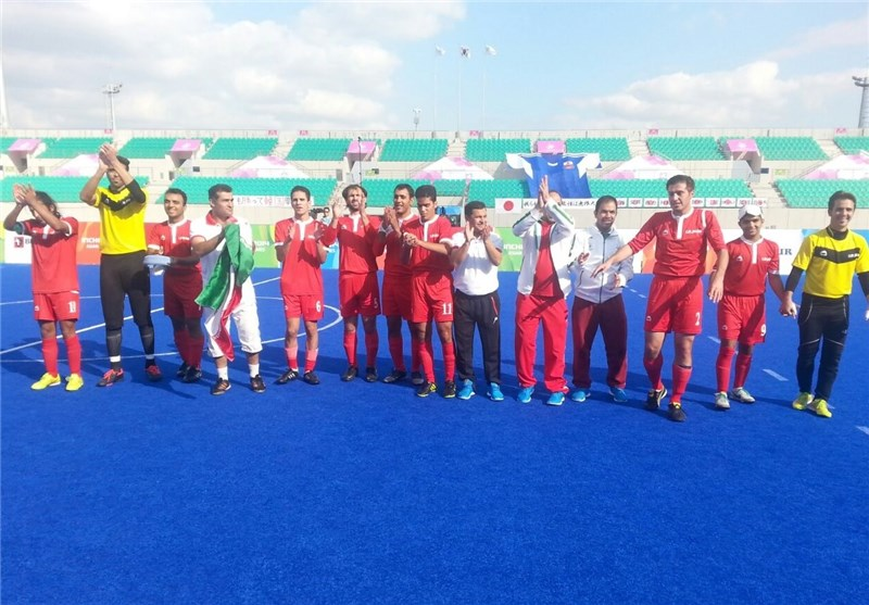 Iran Football 5-a-Side Wins Asia Para Games Title