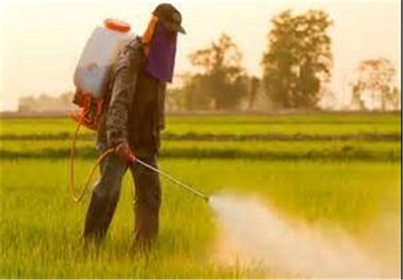 آفت کش - سم کشاورزی - سم پاشی