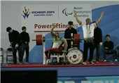 Iranian Powerlifter Solhipour Snatches Gold at Asian Para Games
