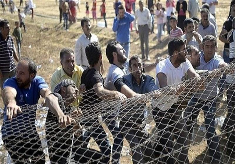 """ترکیا تمنع عبور الأکراد نحو مدینة """"عین العرب"""" لصد هجوم الدواعش"""