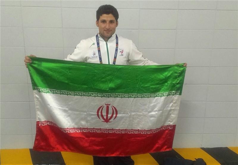 Javelin Thrower Khalvandi Claims Gold in Asia Para Games