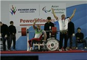 Iran's Solhipour Claims Gold at World Para Powerlifting Championships