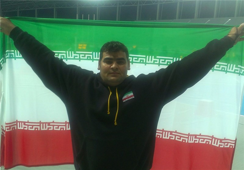 Shot Putter Mohammadian Claims Gold in Asia Para Games
