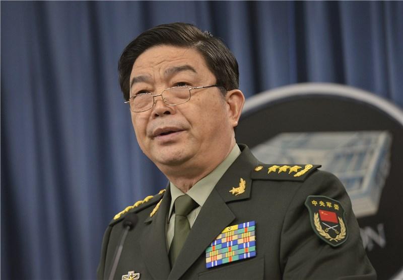 چین خواستار تقویت روابط نظامی با ایران شد