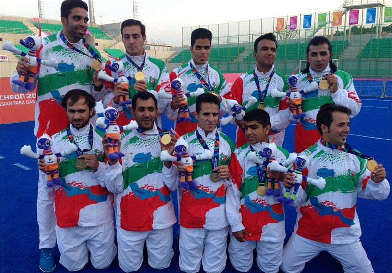 2015 Cerebral Palsy World Championships: Iran to Face England