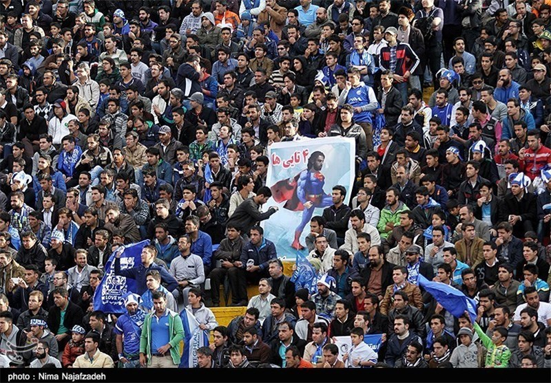 هواداران استقلال و فرهاد مجیدی