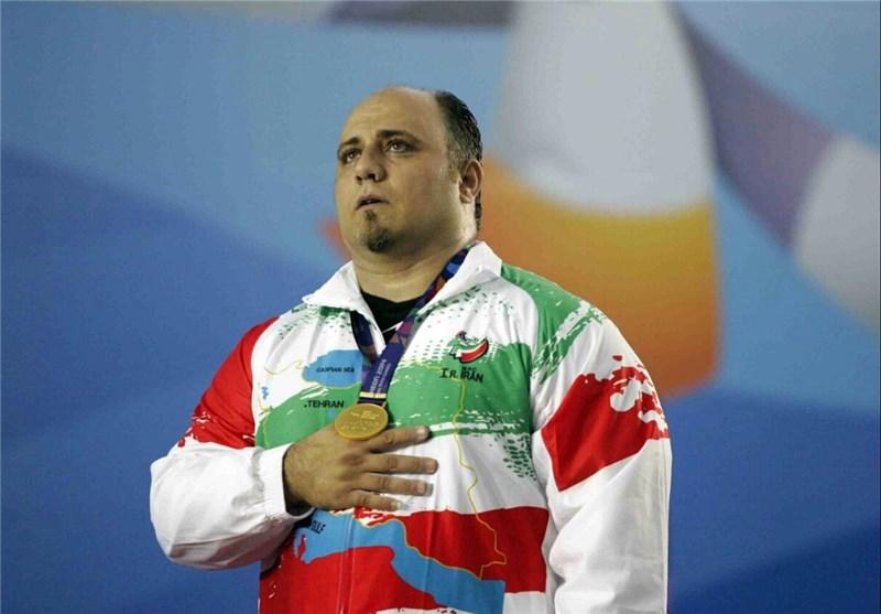 Iran's Sadeghzadeh Wins at IPC Powerlifting Asian Open Championships