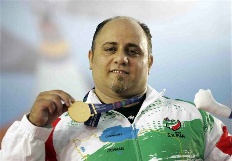 Asian Para Games: Sadeghzadeh Snatches Gold