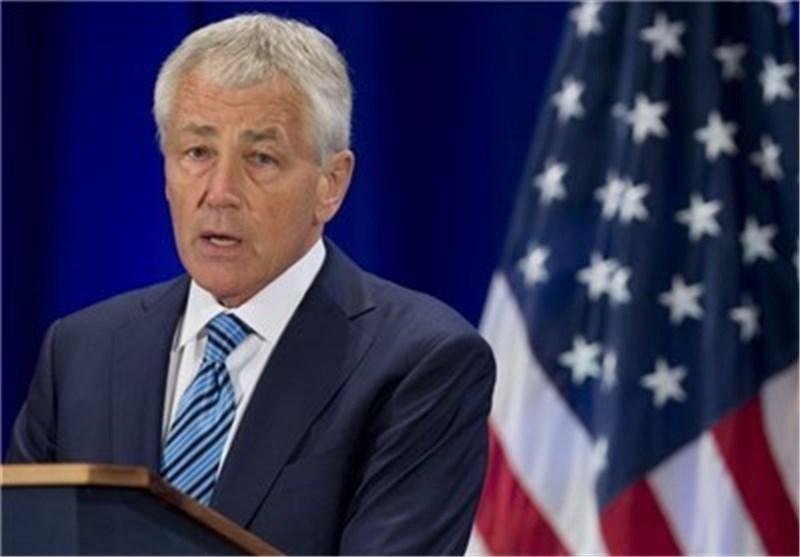 هاغل یؤکد لـ یعلون التزام امریکا بضمان أمن «اسرائیل»