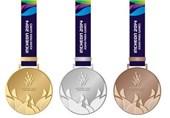 Shot Putter Baharvand Takes Gold at Asian Para Games