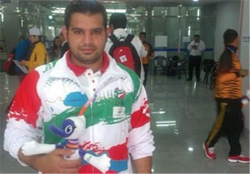 Asia Para Games: Mehran Hosseini Bags Gold