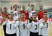 Iran Defeats S. Korea at IBSA Goalball Asia-Pacific C'ships