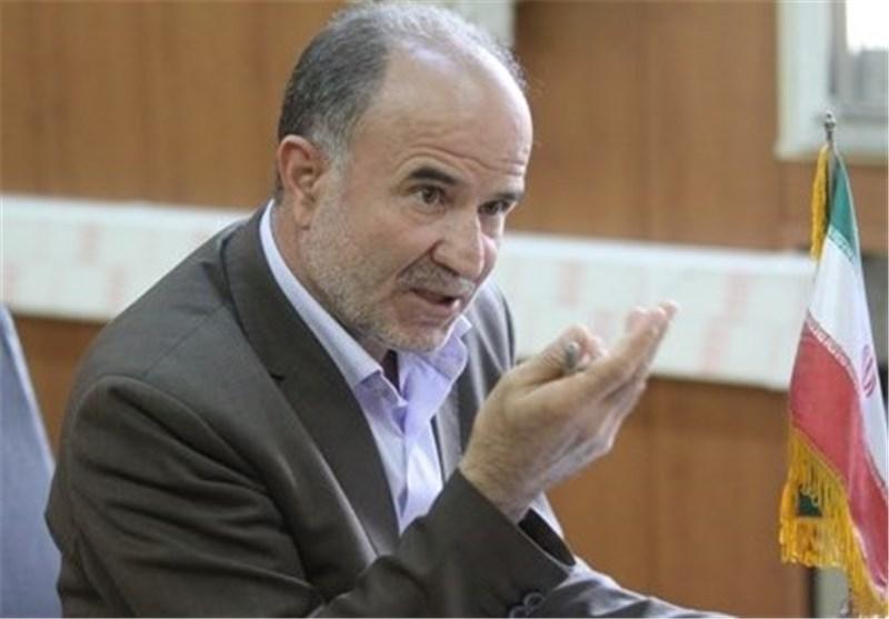 حسین بختیاری/ فرماندار اراک