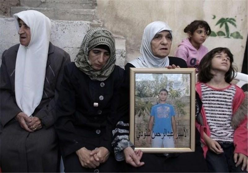 والدة شهید القدس عبد الرحمن الشلودی : الحمد لله الذی اختار أبنی شهیداً