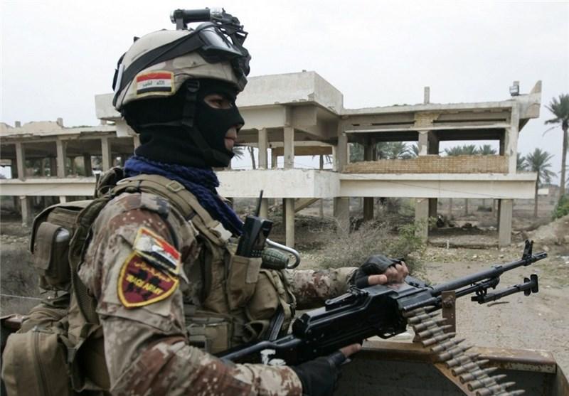 نیروهای امنیتی ارتش عراق