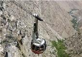 پروژه تلهکابین آبشار یاسوج معطل دریافت مجوز انشعابات آب و برق است