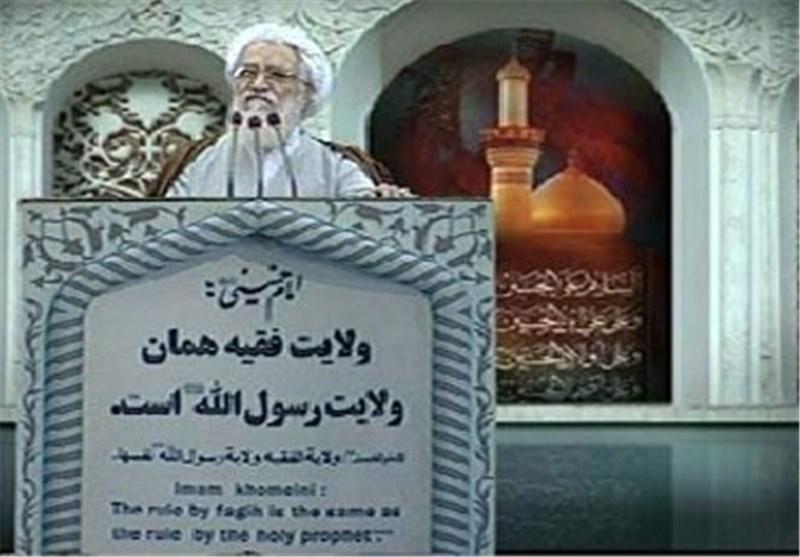امام جمعة طهران : اعدام آیة الله النمر سیکلف نظام آل سعود ثمنا باهظا للغایة