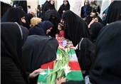 پیکر مطهر یک شهید گمنام فردا در گلستان تشییع میشود