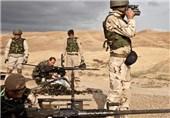 نشست نیروهای پیشمرگه کُرد و ائتلاف آمریکایی در اربیل