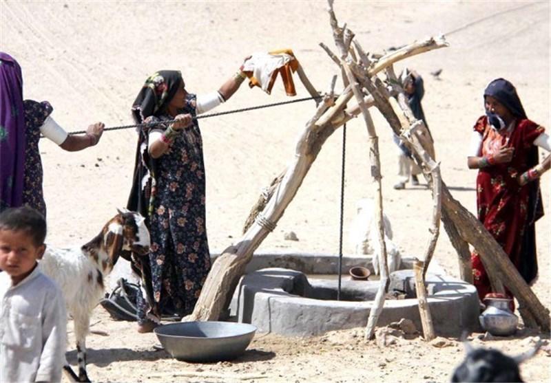 قحطی در بزرگترین شهرستان ایالت «سند» پاکستان + تصاویر