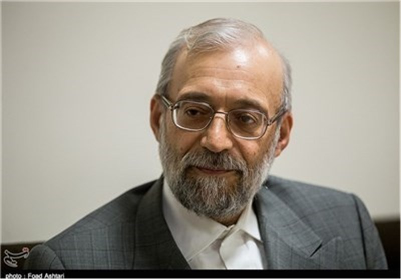 الدکتور محمد جواد لاریجانی یؤکد استمرار بناء مشروع المرصد الفلکی الوطنی