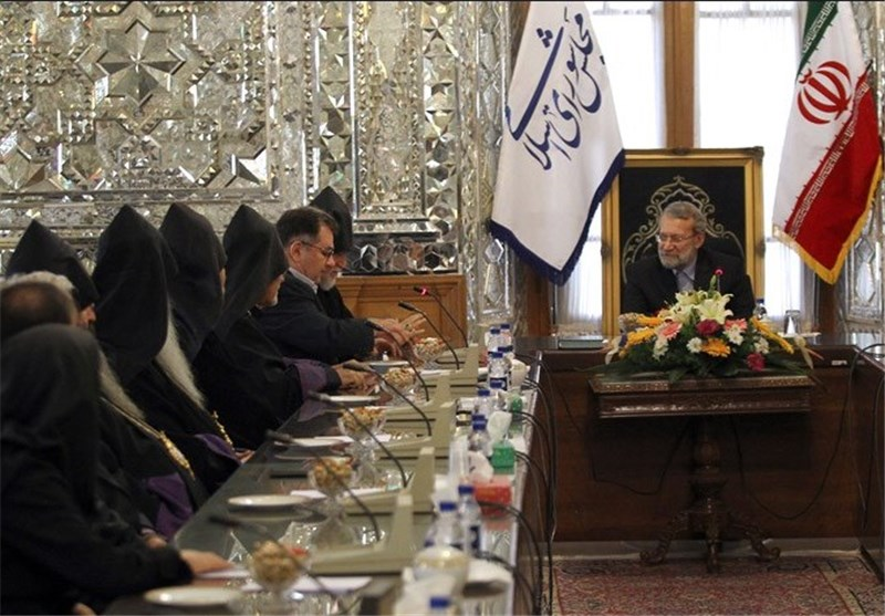 Iranian Speaker Blames World Powers' Approach for Growth of Terrorism