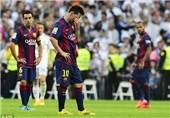 رئال مادرید اولین شکست فصل را به بارسلونا تحمیل کرد