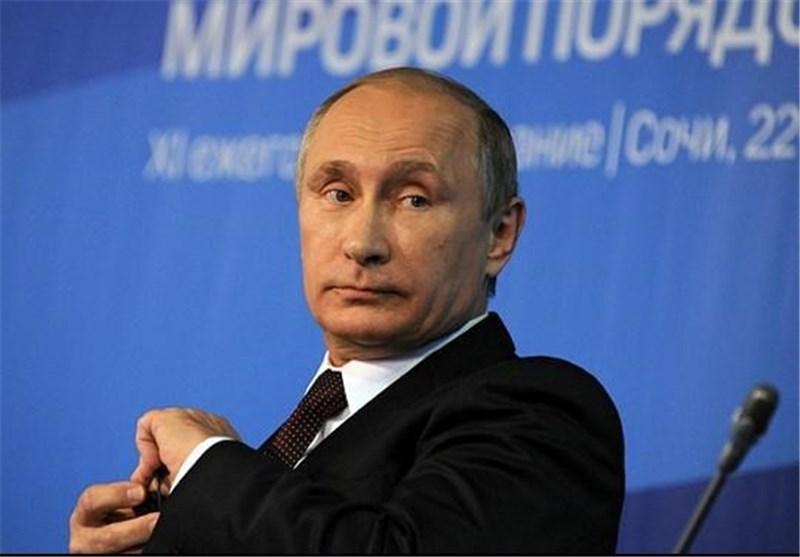 پوتین: اقدامات نظامی کییف در شرق اوکراین را تحمل نمیکنیم