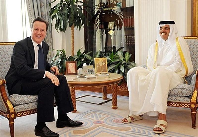 دیوید کامرون قطر تقوا