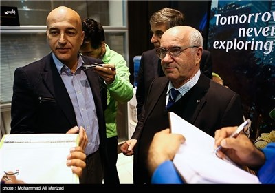 Italy's Football Federation Chief Arrives in Tehran
