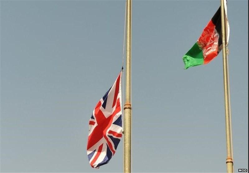 پرچم انگلیس در کمپ «باستیون» پایین کشیده شد/ باستیون در دست افغانها + تصاویر