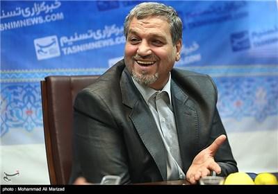 حضور مصطفی کواکبیان در خبرگزاری تسنیم