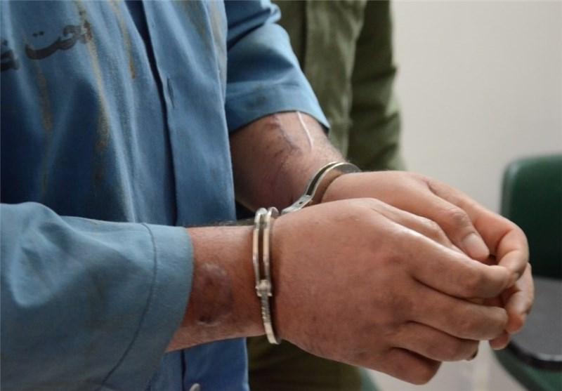 باند سارقان مسلح توسط اطلاعات سپاه کرمانشاه دستگیر شدند