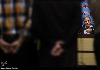 نشست خبری محمدعلی نجفی سرپرست وزارت علوم
