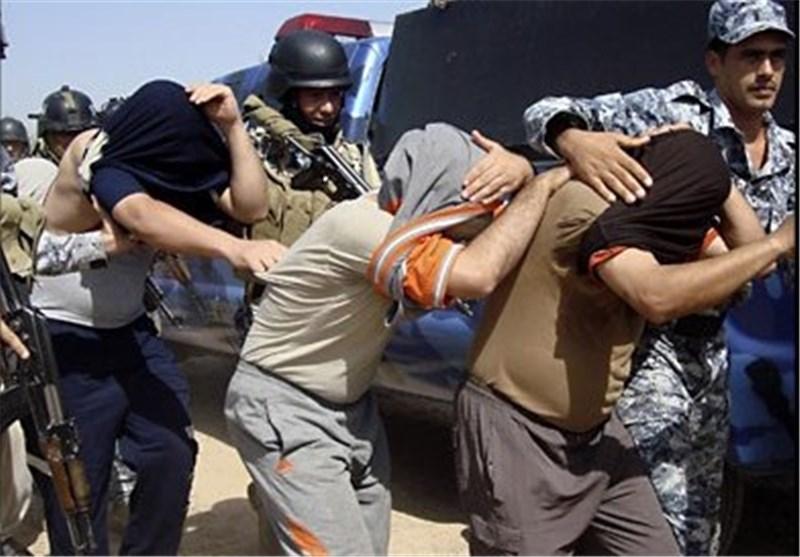 اعتقال شبکة ارهابیة فی بغداد مرتبطة بمخابرات خارجیة