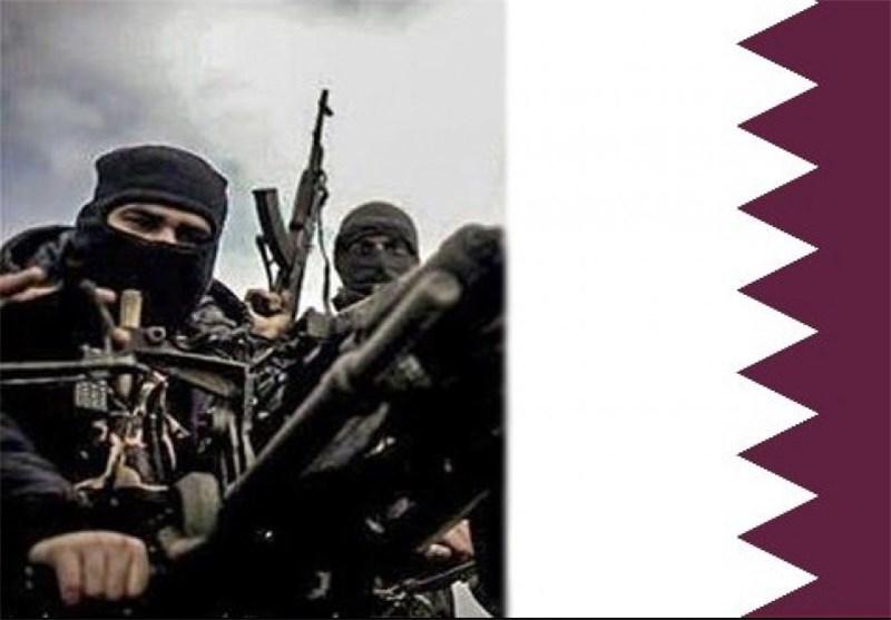 قطر تقر بتعاونها مع الاستخبارات الامریکیة فی دعم الجماعات الارهابیة بسوریا والعراق