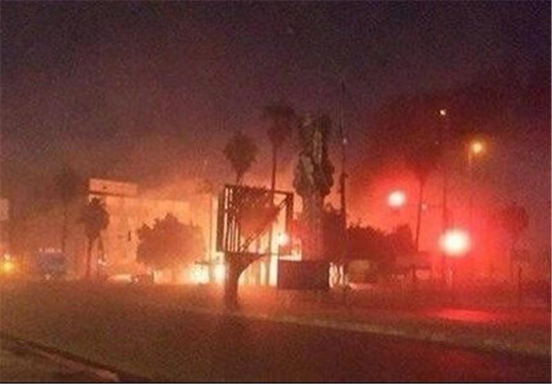انفجار کراده بغداد 3