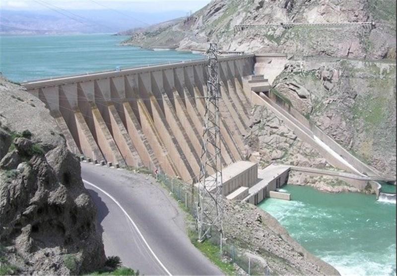 ذخیره آب پشت سد سفیدرود ۴۲ درصد افزایش یافت