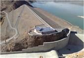 سد نهب، آب 36 هزار هکتار از اراضی تاکستان را تامین میکند