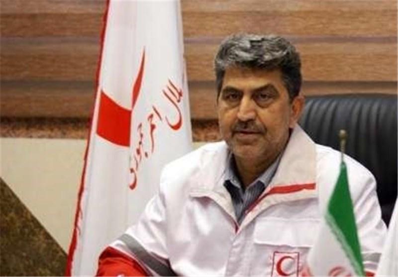 مدیرعامل هلال احمر خوزستان از مرز چذابه بازدید کرد