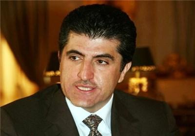 کردستان عراق نیچروان بارزانی