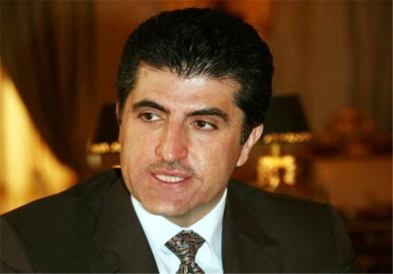 نیشروان البارزانی: نسعى للحوار مع بغداد