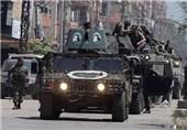 لبنان| ورود نیروهای ضد شورش و ارتش به مرکز بیروت؛ درگیریها در نزدیکی پارلمان